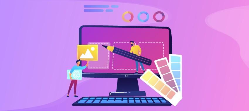 your graphic web design