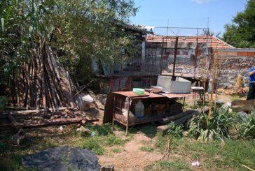 Cazul CARACAL. ULTIMA ORA la Casa Ororilor - Zece porțiuni din curte le-au trezit oamenilor SUSPICIUNI GRAVE