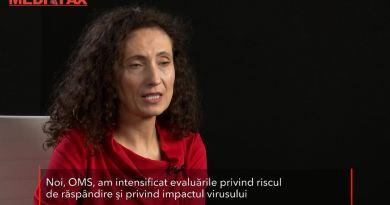 """(VIDEO) Șefa OMS în România ne arată ce se ascunde în spatele COVID-19: """"Guvernarea Mondială"""""""