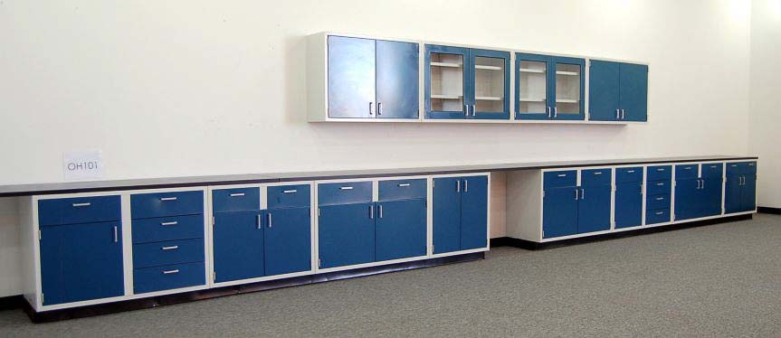 45 Laboratory Lab CabinetsCasework Lab Furniture  NLS