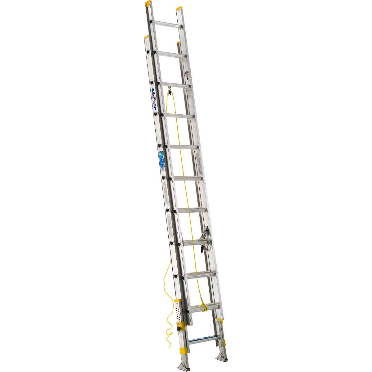 Werner Multi Section Aluminum Extension Ladders