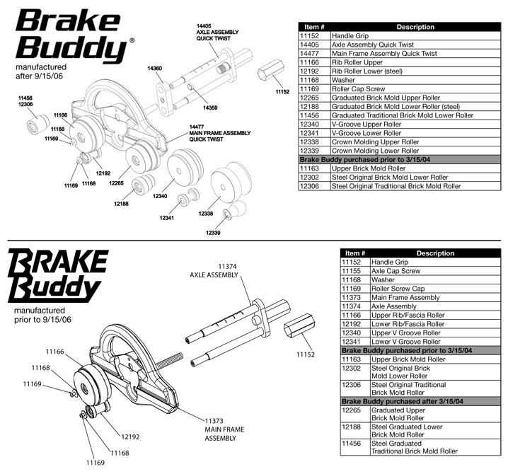 Tapco Brake Buddy