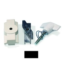Megaman Black Ceiling/Wall Mount Kit 161055