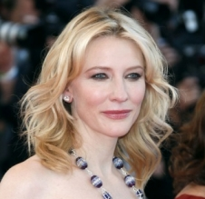 National Ledger - Cate Blanchett Displays Her Lord of the Rings Elf Ears on Her Mantle for Good Luck