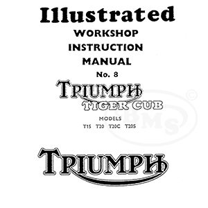 Triumph 1953 to 1963 Workshop Manual T15 Terrier & T20