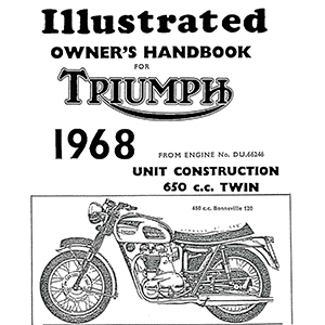 1968 triumph tr6r manual