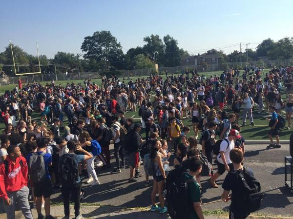 Thousands Of Students Leave Class In Walkout
