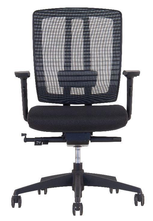 ofm posture task chair wooden study table and valo vlo-dr8502 dyna-air mesh managers