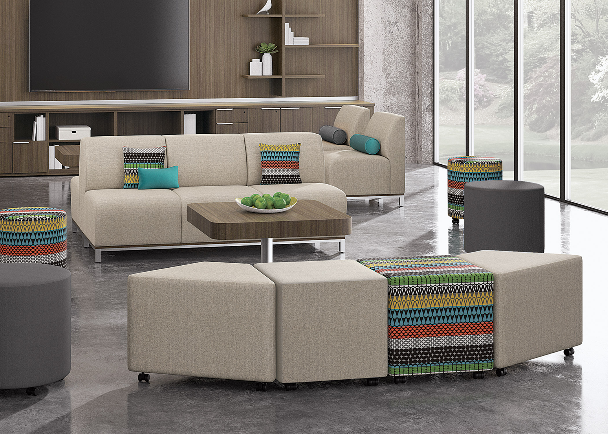 Whimsy  National Office Furniture