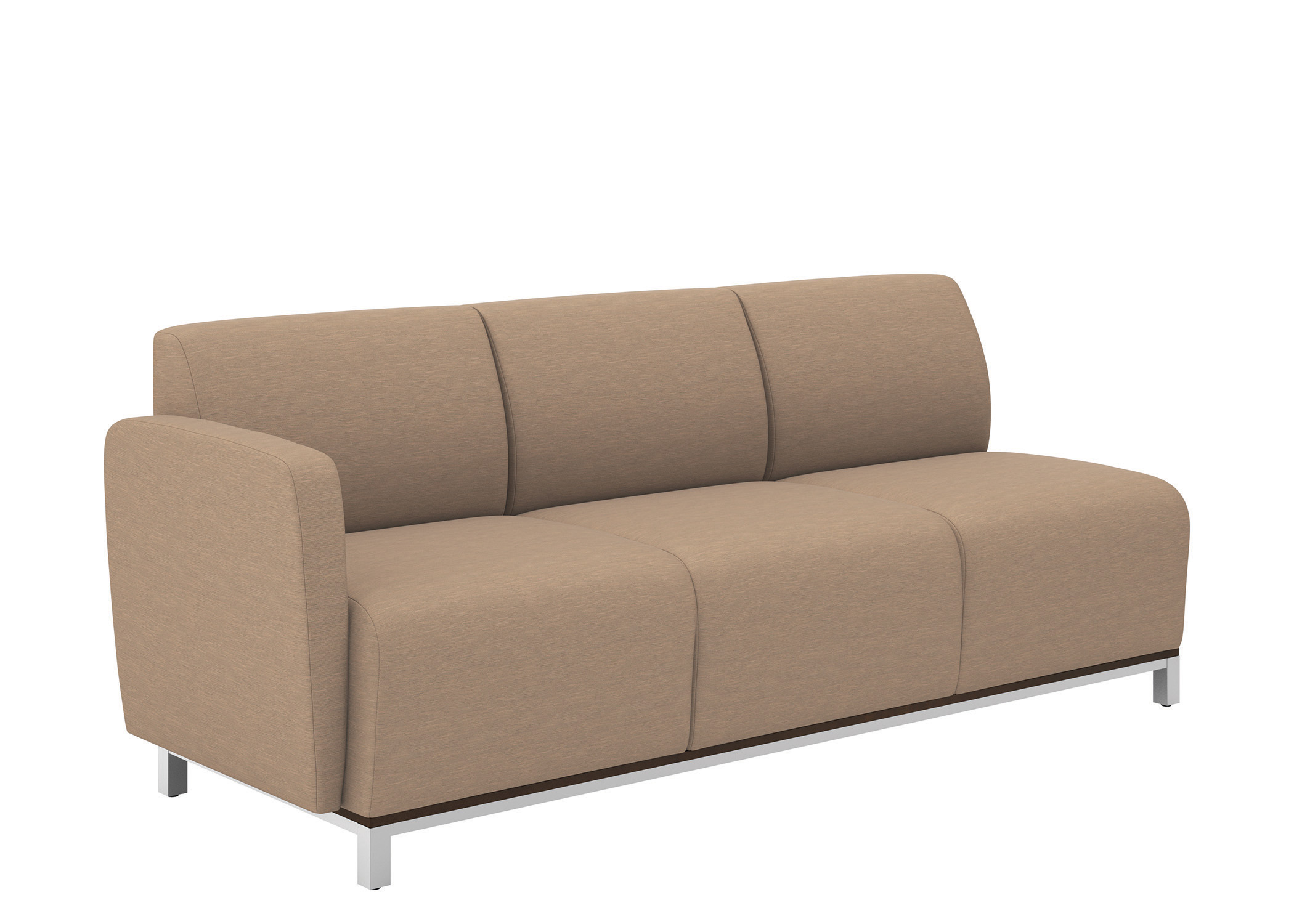 long chair couch sofa best storytime seating national office furniture three seat lounge single arm