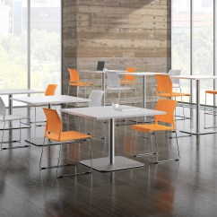 Orange Cafe Chairs Ikea Furniture Products National Office