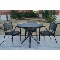 Commercial Patio Tables & Chairs | National Outdoor Furniture