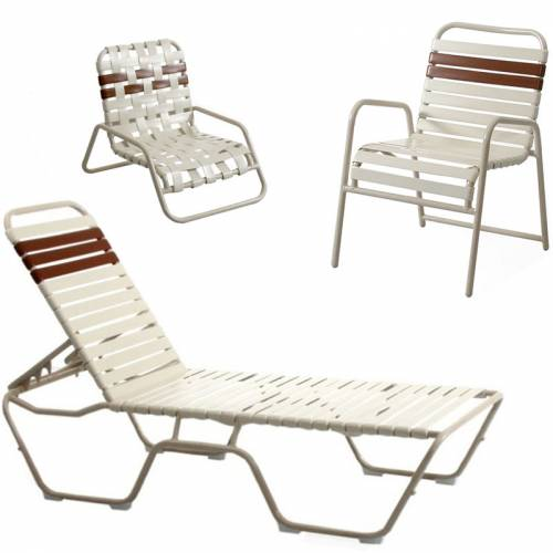 24 Brilliant Patio Chairs With Plastic Straps