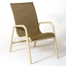 Lido Stacking Sling Chair