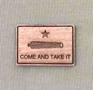 Texas - Come and Take It Magnet