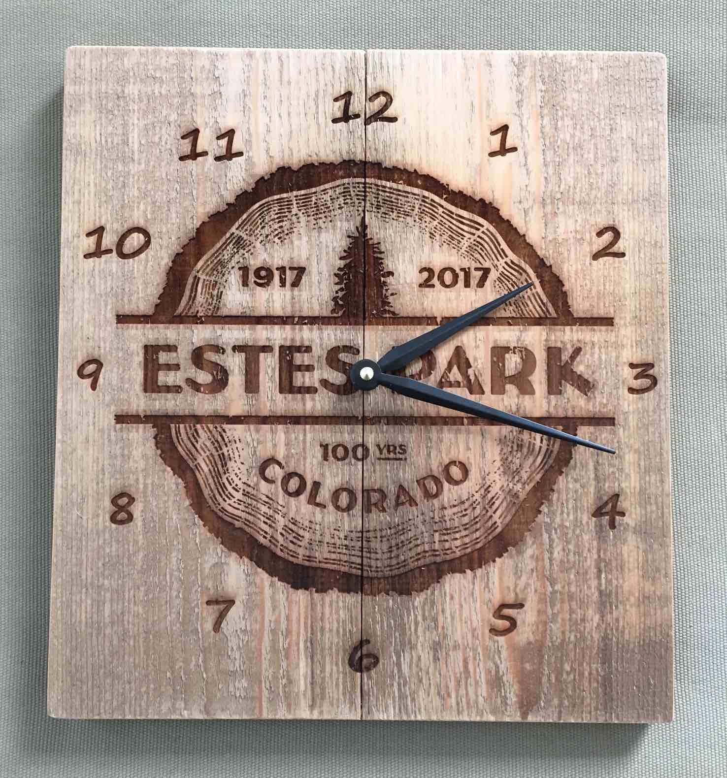 Estes Park Centennial