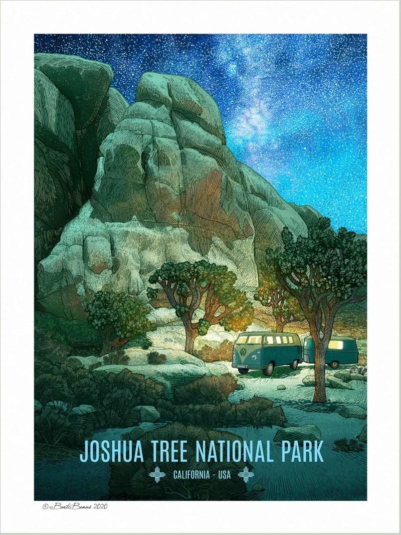 Joshua Tree National Park Print