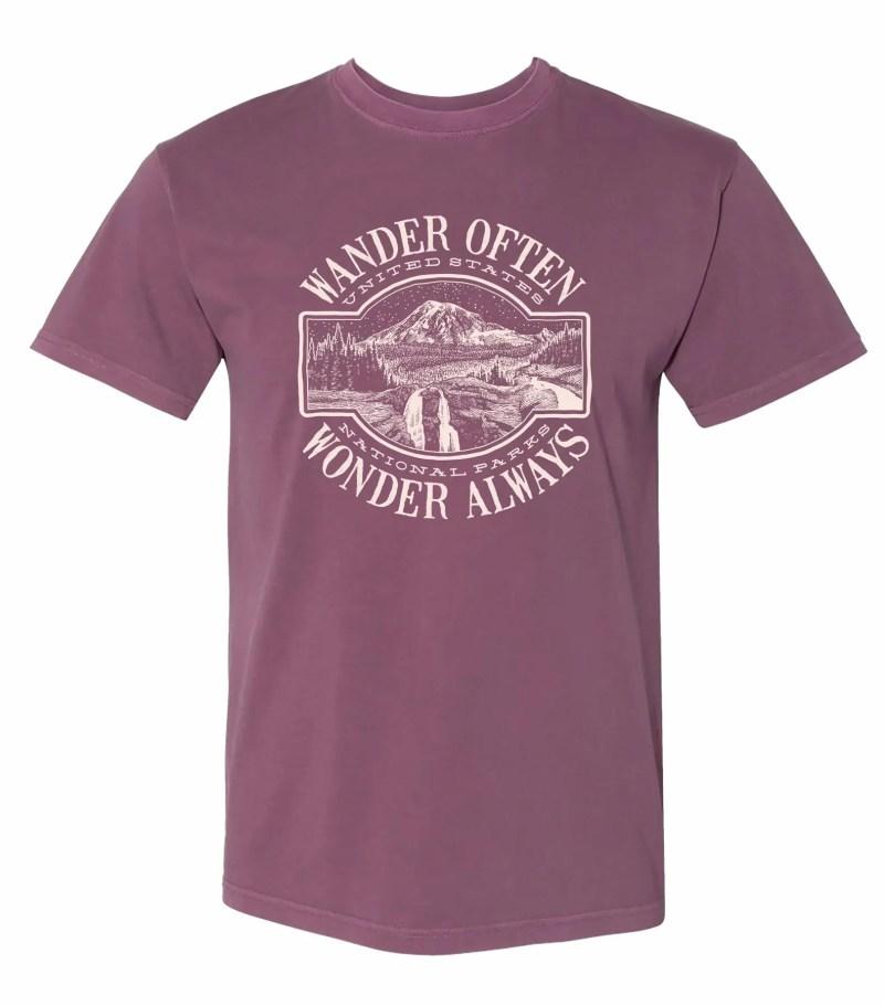 Wander Often ~ Wonder Always