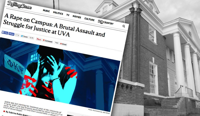 The Rolling Stone Saga: Everything That's Wrong with How We Deal with Campus Rape
