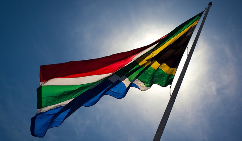 The End of South Africa
