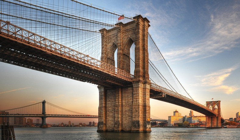 who built the brooklyn bridge national review. Black Bedroom Furniture Sets. Home Design Ideas