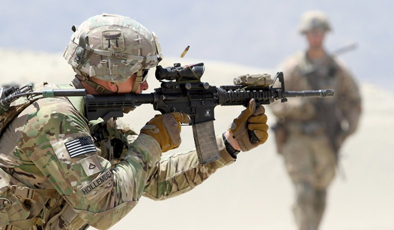 What Obama Doesn't Know about Firearms in the U.S. Military
