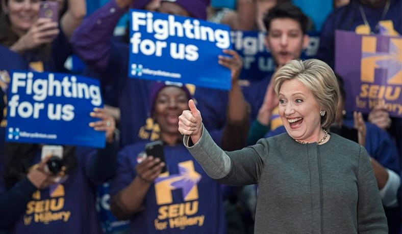 Hillary Clinton & Virginia Push | National Review