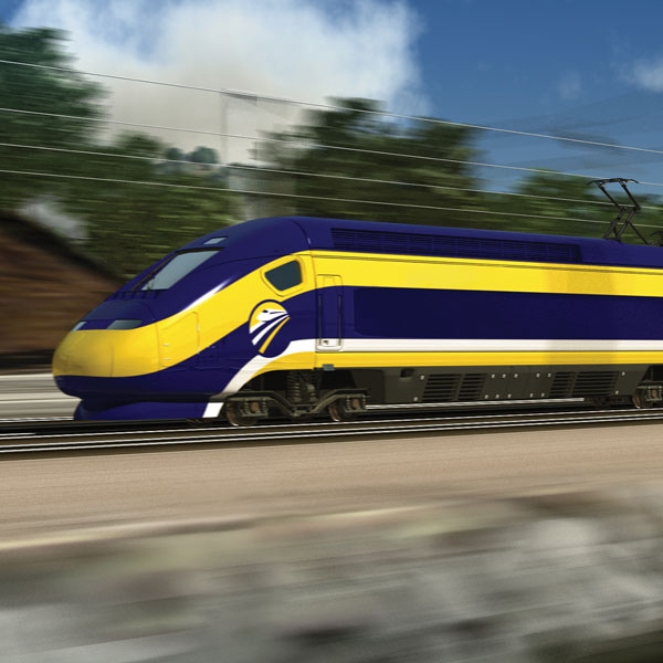 negative effects of high-speed rail