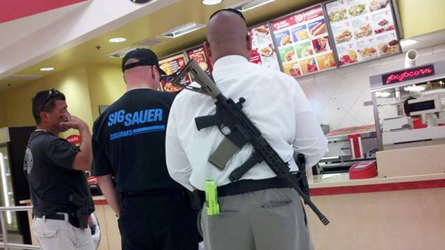 Baton Rouge -- Open Carry Is Irrelevant to What Happened | National