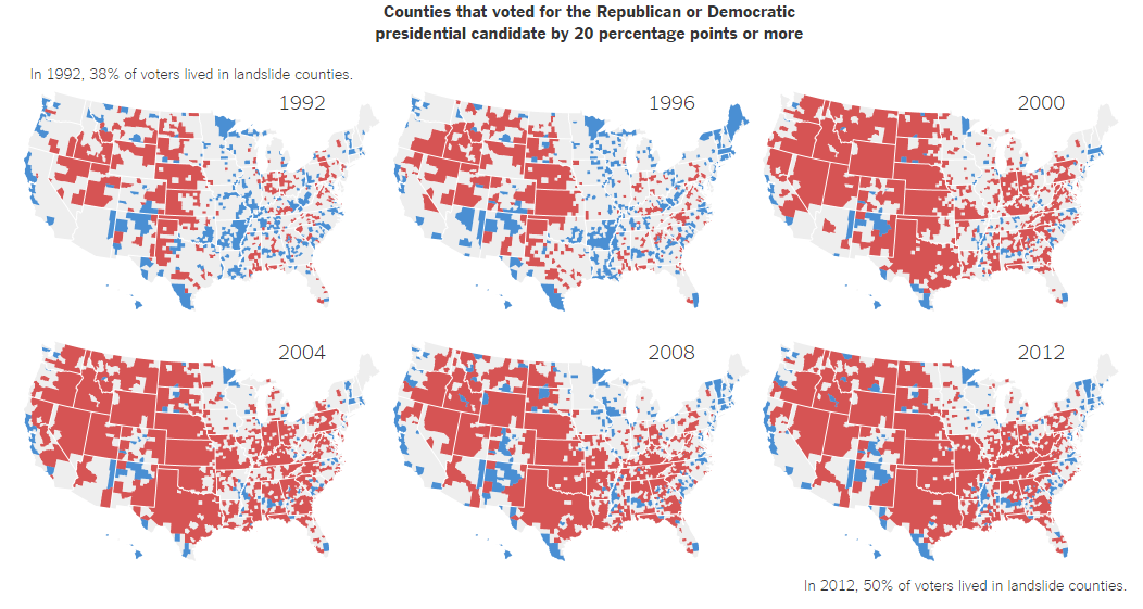The Most Important Maps You\'ll See Today | National Review