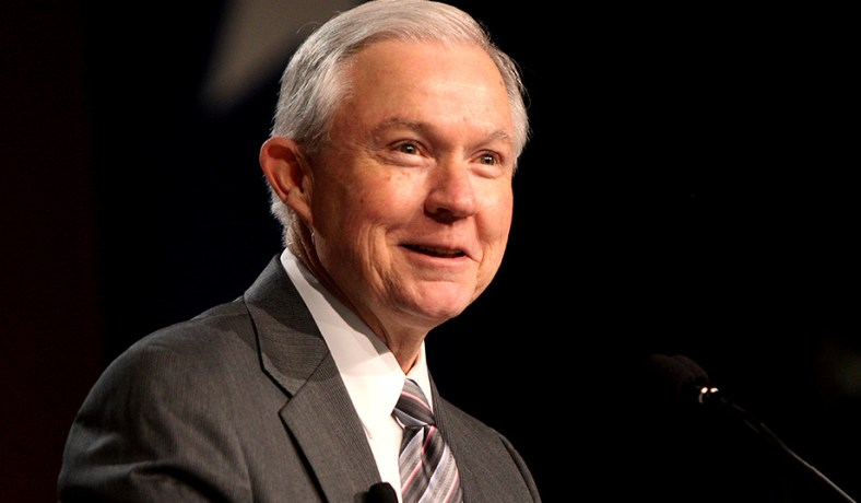 Jeff Sessions, a Fitting Selection for Attorney General