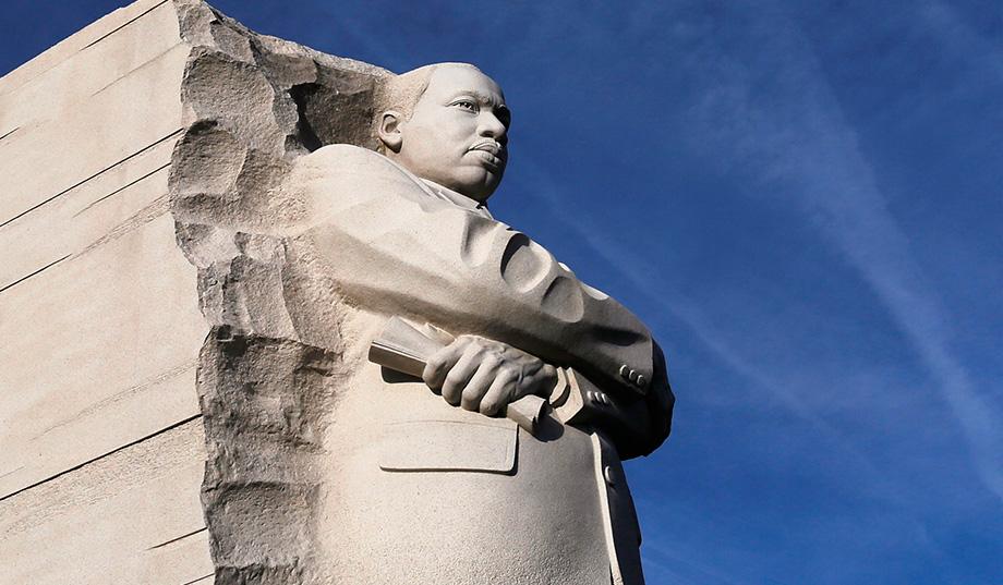 On MLK Day, Stand against Identity Politics