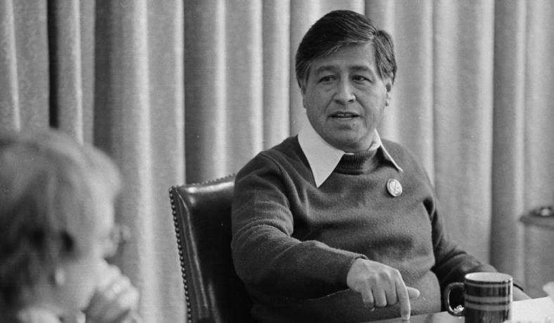 Image result for cesar chavez 1979 photo library of congress