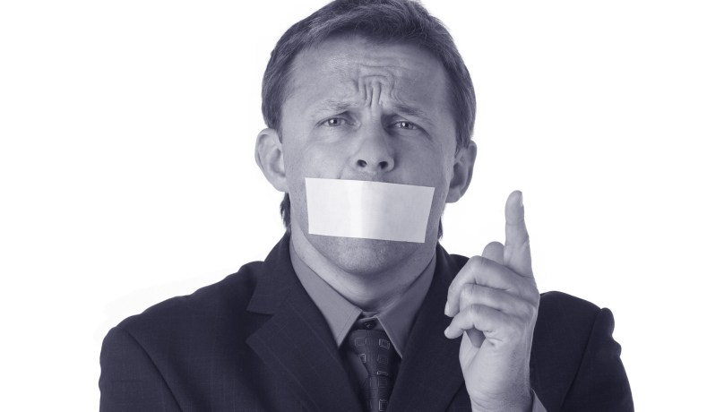 Anti-Free-Speech Radicals Never Give Up