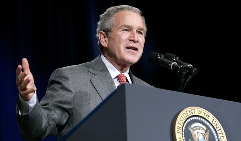 On Health-Care Reform, George W. Bush Was Misunderestimated