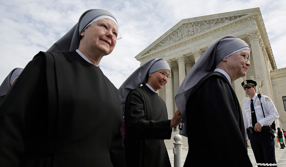 Missing the Point on the Little Sisters Case | National Review