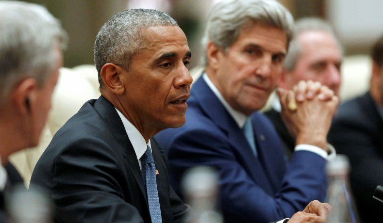 Obama Administration Iran Deal Not A Signed Document National