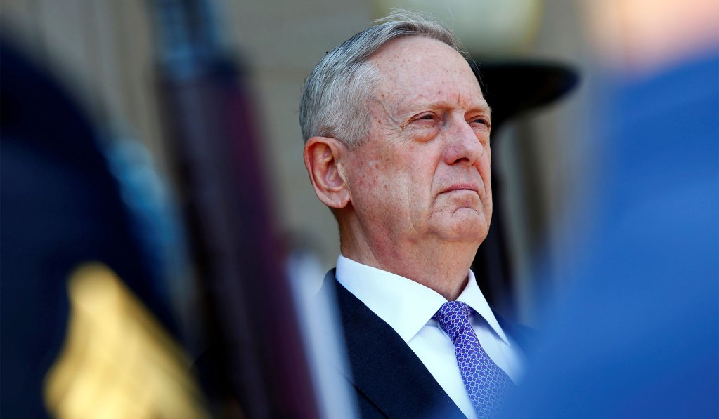 James Mattis's Blistering Criticism of Obama