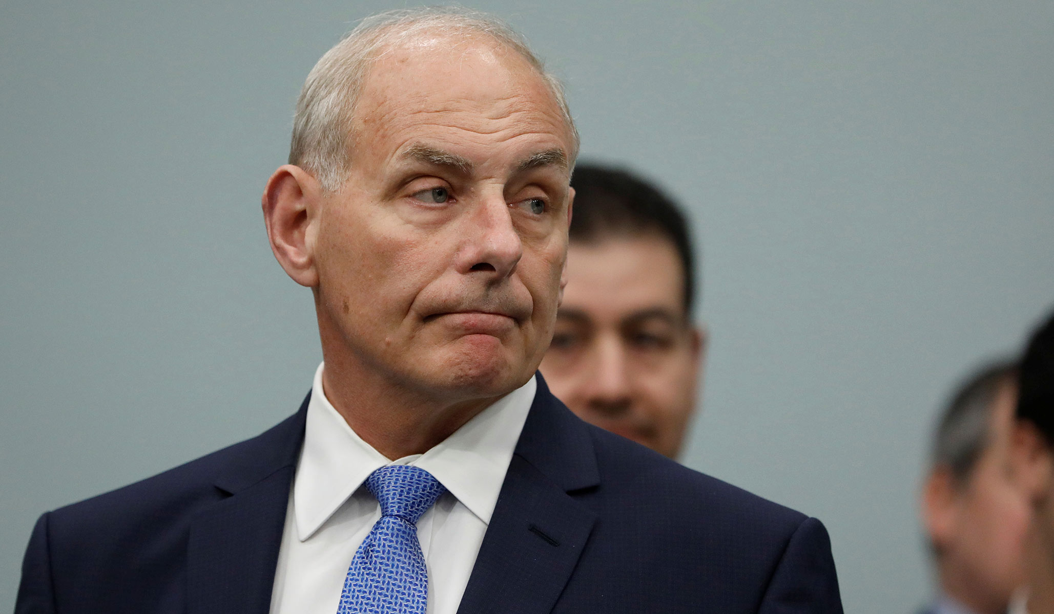 Against John Kelly As White House Chief Of Staff