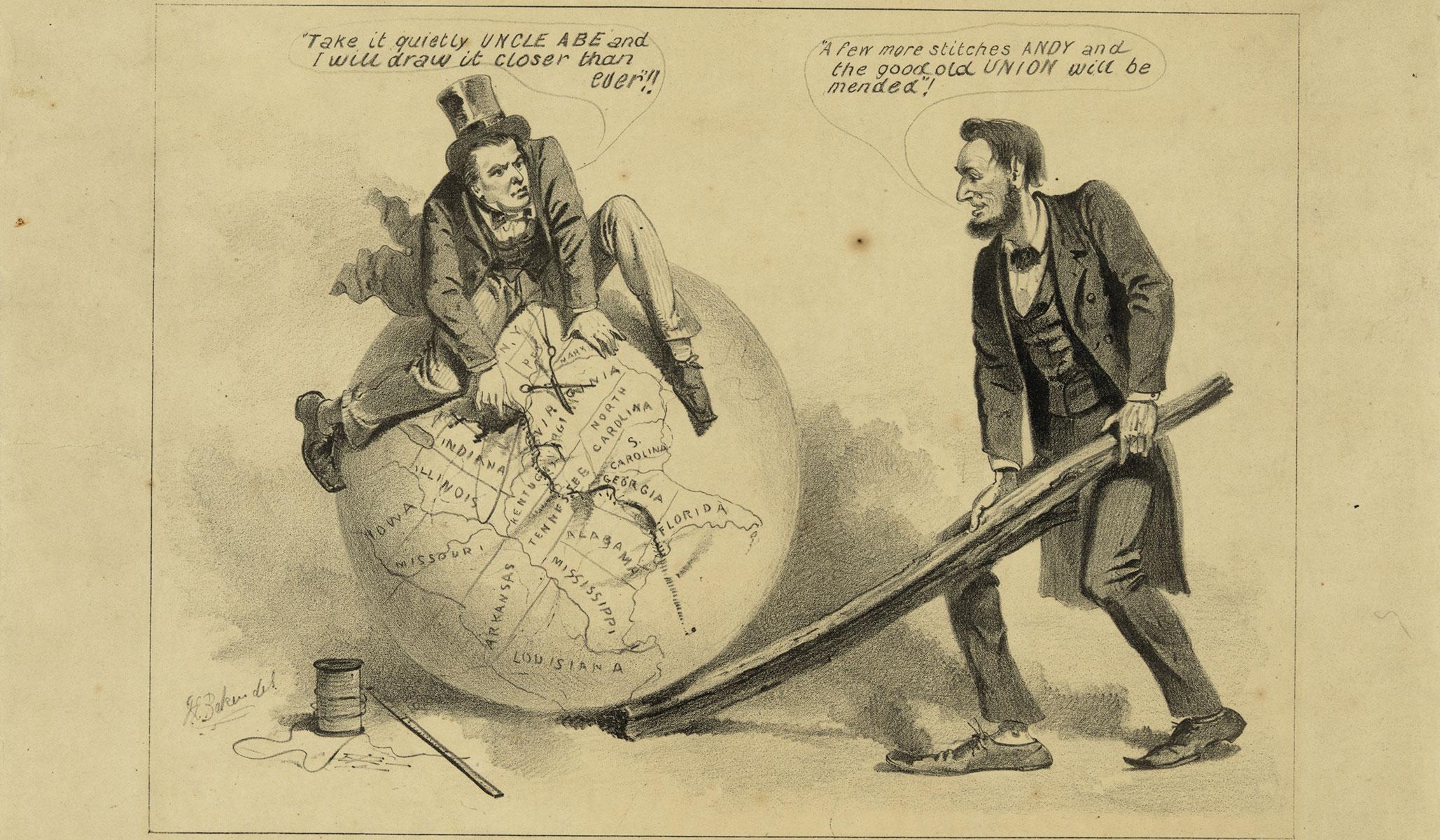 civil war reconstruction plans