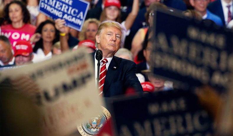 9d8fef5b632 Donald Trump – Democratic Pivot Backed Trump Supporters