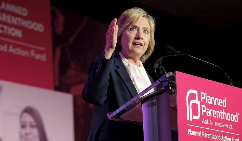 Hillary's Shallowness on Abortion