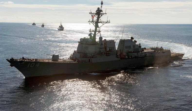 Navy Collisions Blame Budget Cuts National Review