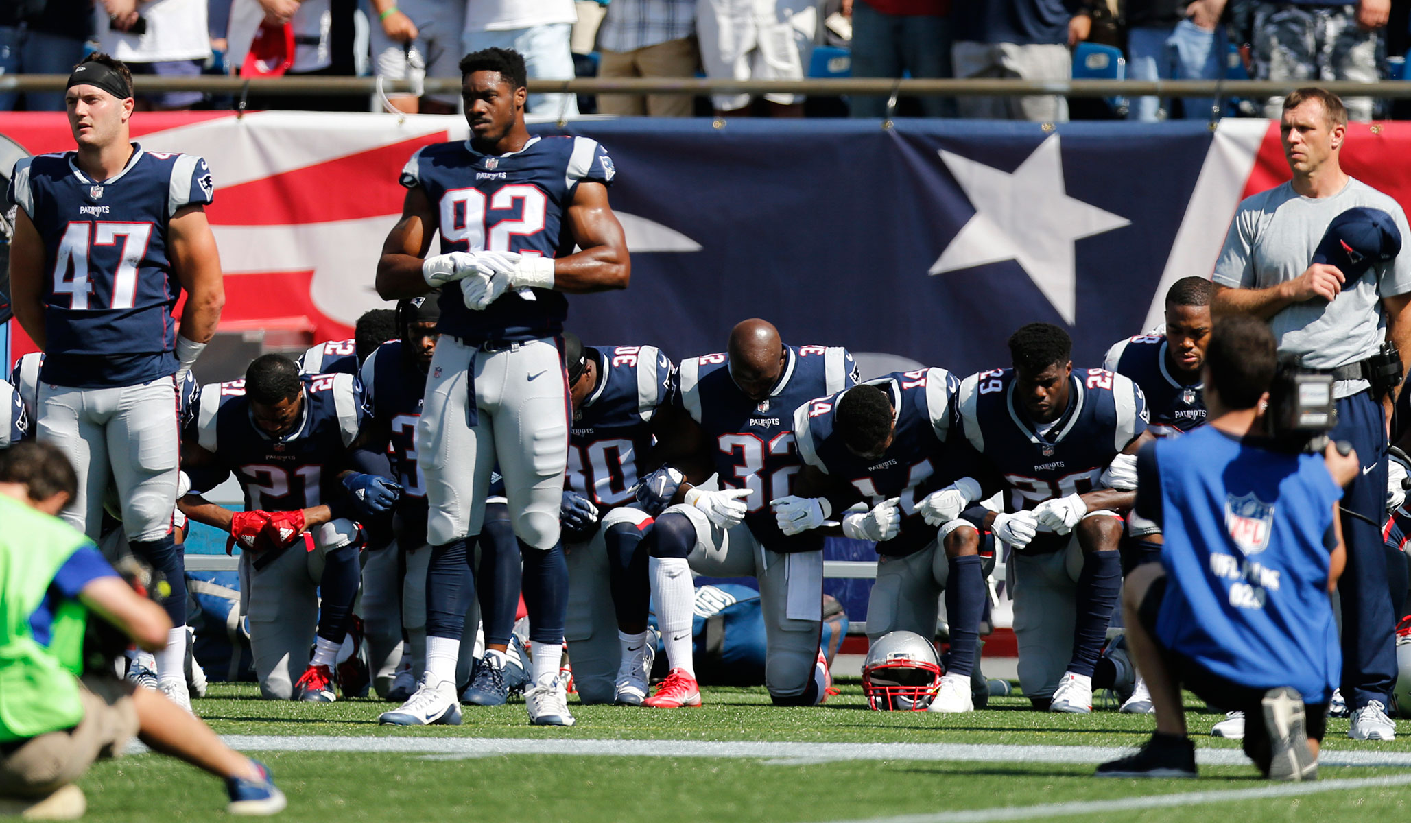 7f0eca50 NFL Anthem Policy -- League Has Right to Control Its Message ...