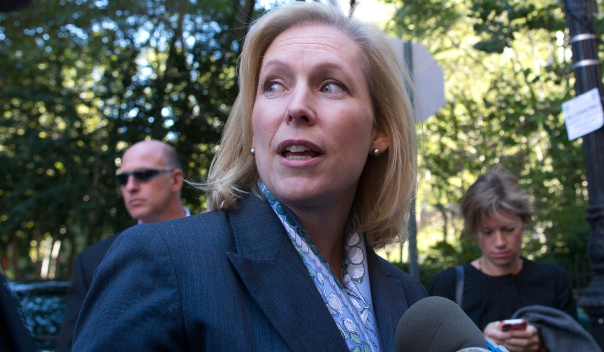 photo image Watchdog Group Files Fundraising Ethics Violation Complaint Against Gillibrand