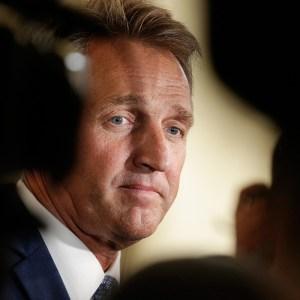 photo image Senator Flake to Drop Judicial Holds