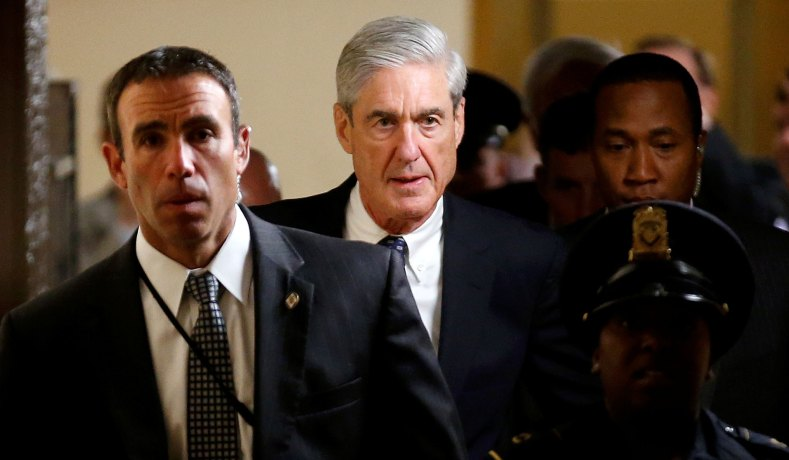 Mueller's First Indictments