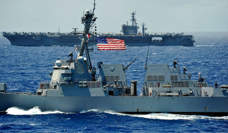 US Navy: 355 Ships Needed | National Review
