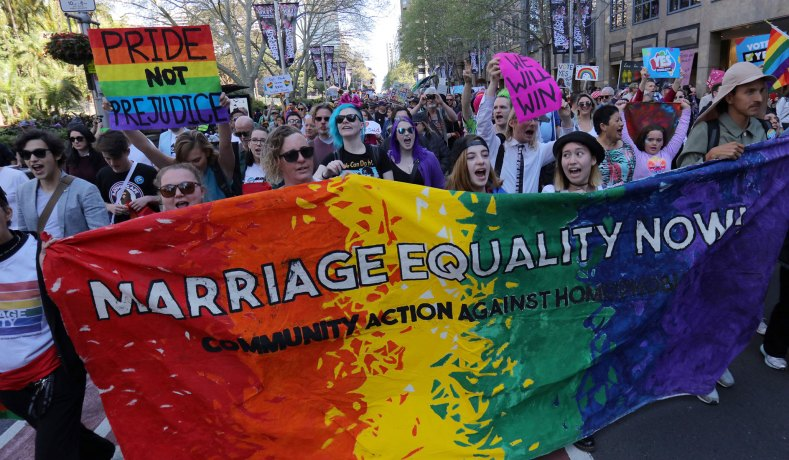As Australians Vote on Same-Sex Marriage, Concerns for Religious Liberty Loom