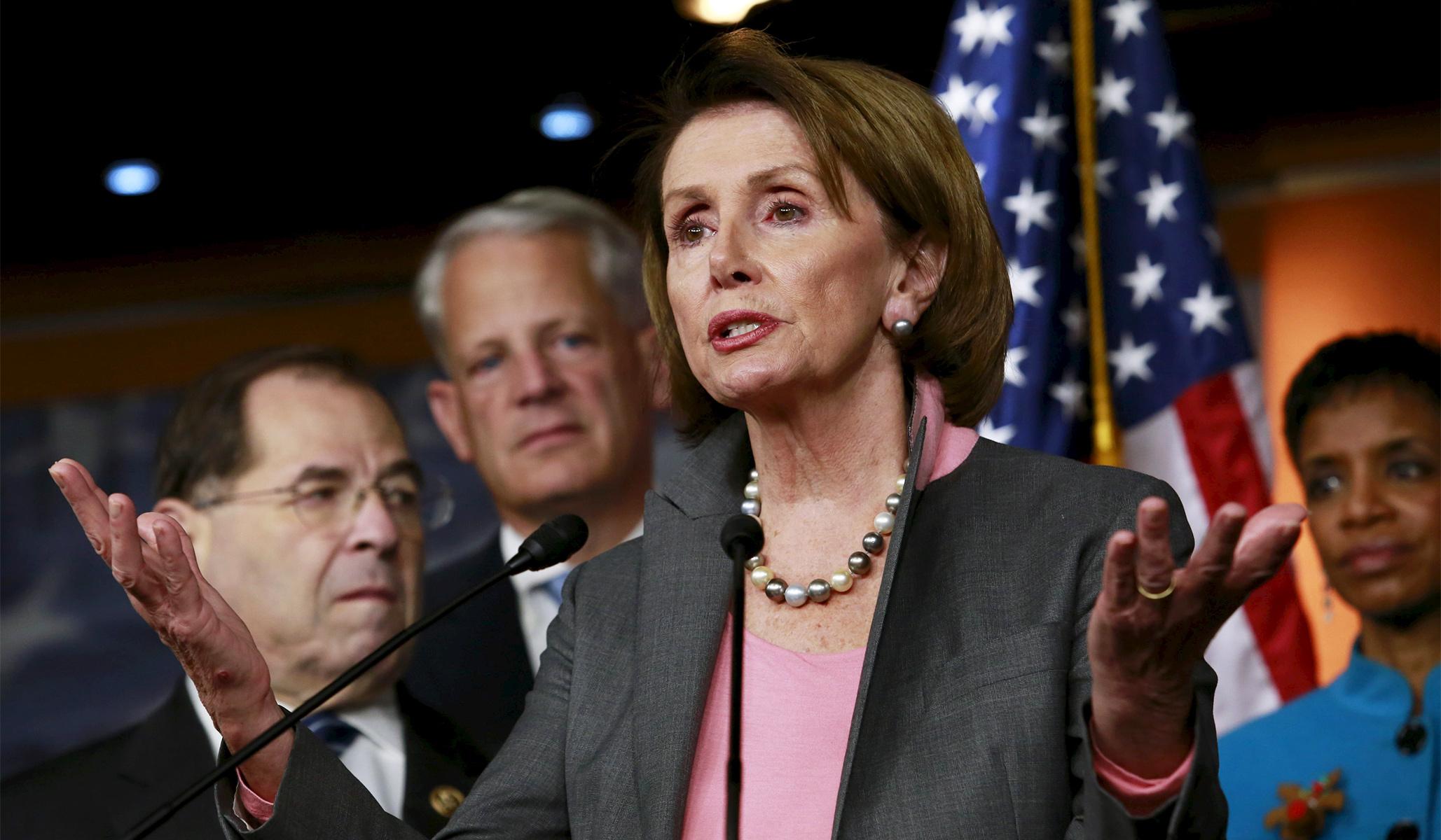 Nancy pelosi sex stories